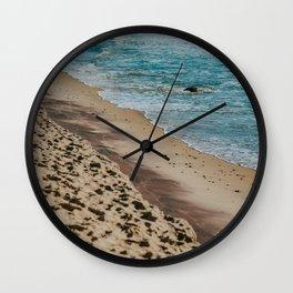 meet me in montauk Wall Clock