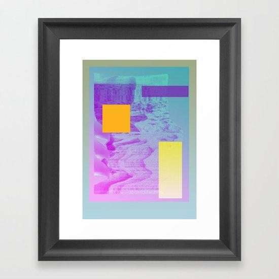 «–∆…∆–» Framed Art Print