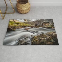 River Ogwen Bridge Rug
