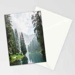 moody landscape Stationery Cards