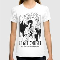 hobbit T-shirts featuring The Hobbit by LinhBR