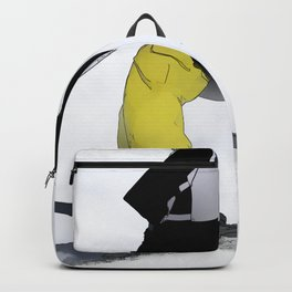 Ski Run Finish Backpack