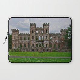 Loudoun Castle Ruin  Laptop Sleeve