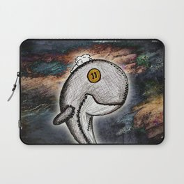 Woody the Whale Laptop Sleeve