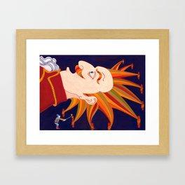 Guliver's Travels Ⅲ Framed Art Print