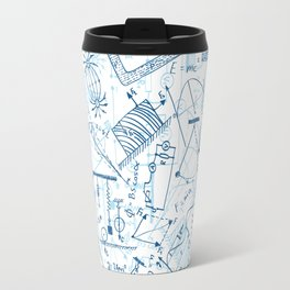 School chemical #4 Travel Mug