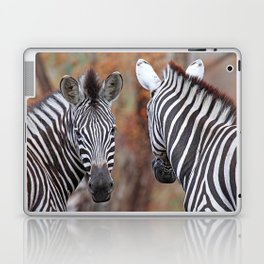 Back and forth - Africa wildlife Laptop & iPad Skin