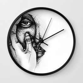 you Wall Clock