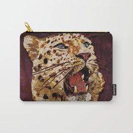 Abstract  gepard Carry-All Pouch