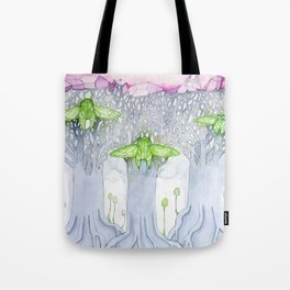 Crystal Woods Tote Bag