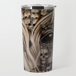 Ghost Machine Travel Mug