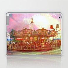 Merry Go Round Laptop & iPad Skin