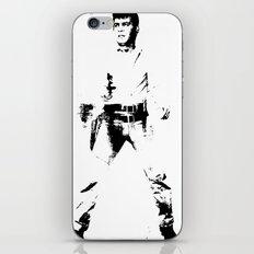 FPJ black and white iPhone & iPod Skin