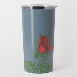 Urban Rose Travel Mug