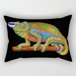 Jackson's Chameleon Rectangular Pillow