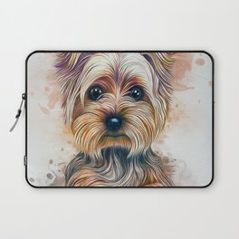 Yorkshire Terrier Laptop Sleeve