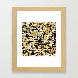 Ikarus 3 Framed Art Print