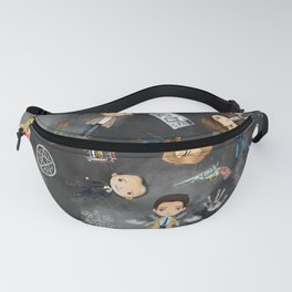 Team Free Will Fanny Pack