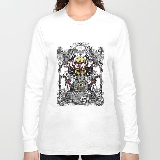 Battle Angels Long Sleeve T-shirt