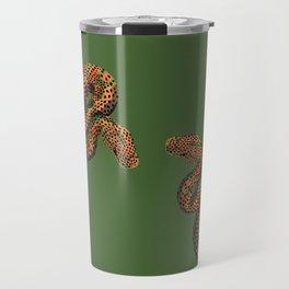 Snarly Snake Travel Mug