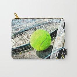 Tennis art 4 Carry-All Pouch