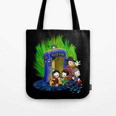 The Doctor Duck 4th 10th 11th and 12th who Tales iPhone 4 4s 5 5s 5c, ipod, ipad, pillow case tshirt Tote Bag