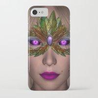 shiba iPhone & iPod Cases featuring Shiba Eyes by Brian Raggatt