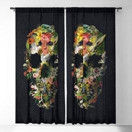 Eden Skull Blackout Curtain