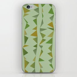 Musical Trees 1 iPhone Skin
