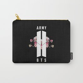 Bts Army roses Carry-All Pouch