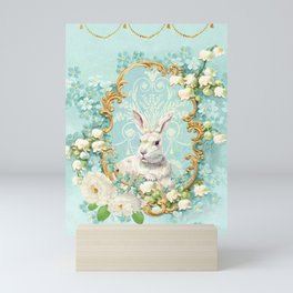 The White Rabbit Mini Art Print