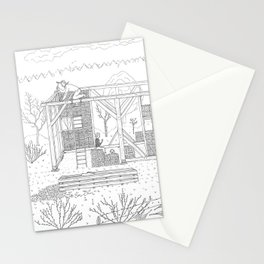 beegarden.works 007 Stationery Cards