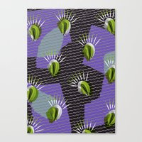 shell Canvas Prints featuring Shell by [Oxz]