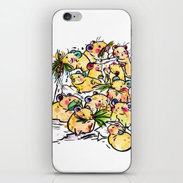 Pick Family iPhone Skin