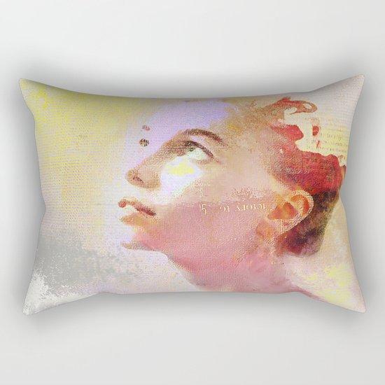 Go higher Rectangular Pillow