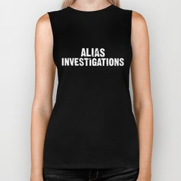 Jessica Jones - Alias investigations Biker Tank