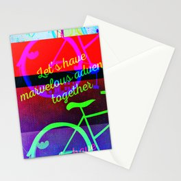Marvelous Glitch Adventures Stationery Cards
