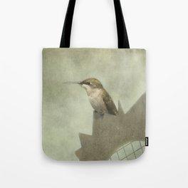 Summer Visitor Tote Bag