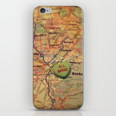 All Mine Boston iPhone & iPod Skin