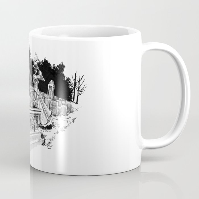 Fearless Monster Hunters Coffee Mug