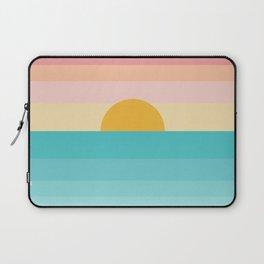 sunrise /sunset Laptop Sleeve