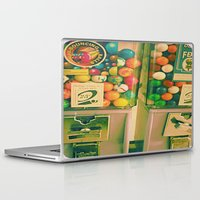 gumball Laptop & iPad Skins featuring goody goody gumball! by helene smith photography