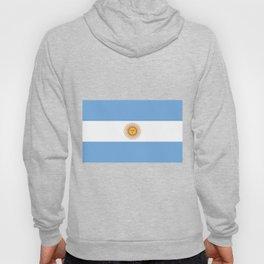 Argentina Flag Hoody