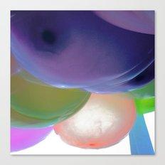Ballons Canvas Print