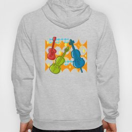Sunny Grappelli String Jazz Trio Composition Hoody