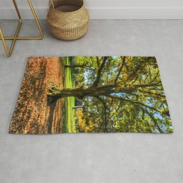 Autumn In England Rug