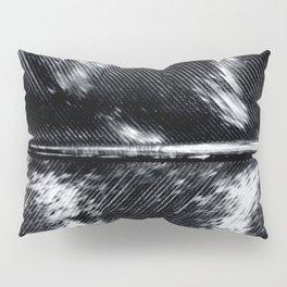 Black and White Feather | Feathers | Spiritual | Nadia Bonello | Canada Pillow Sham
