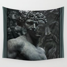 Old Gods of Greece  Wall Tapestry
