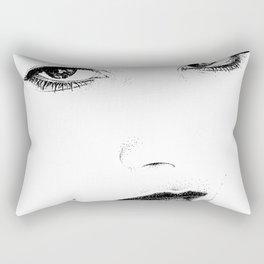 asc 761 - La trace (The pharmakon) Rectangular Pillow