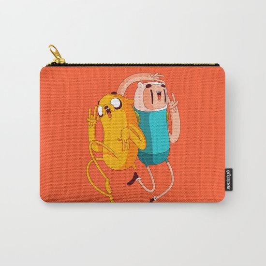 Finn & Jake Carry-All Pouch